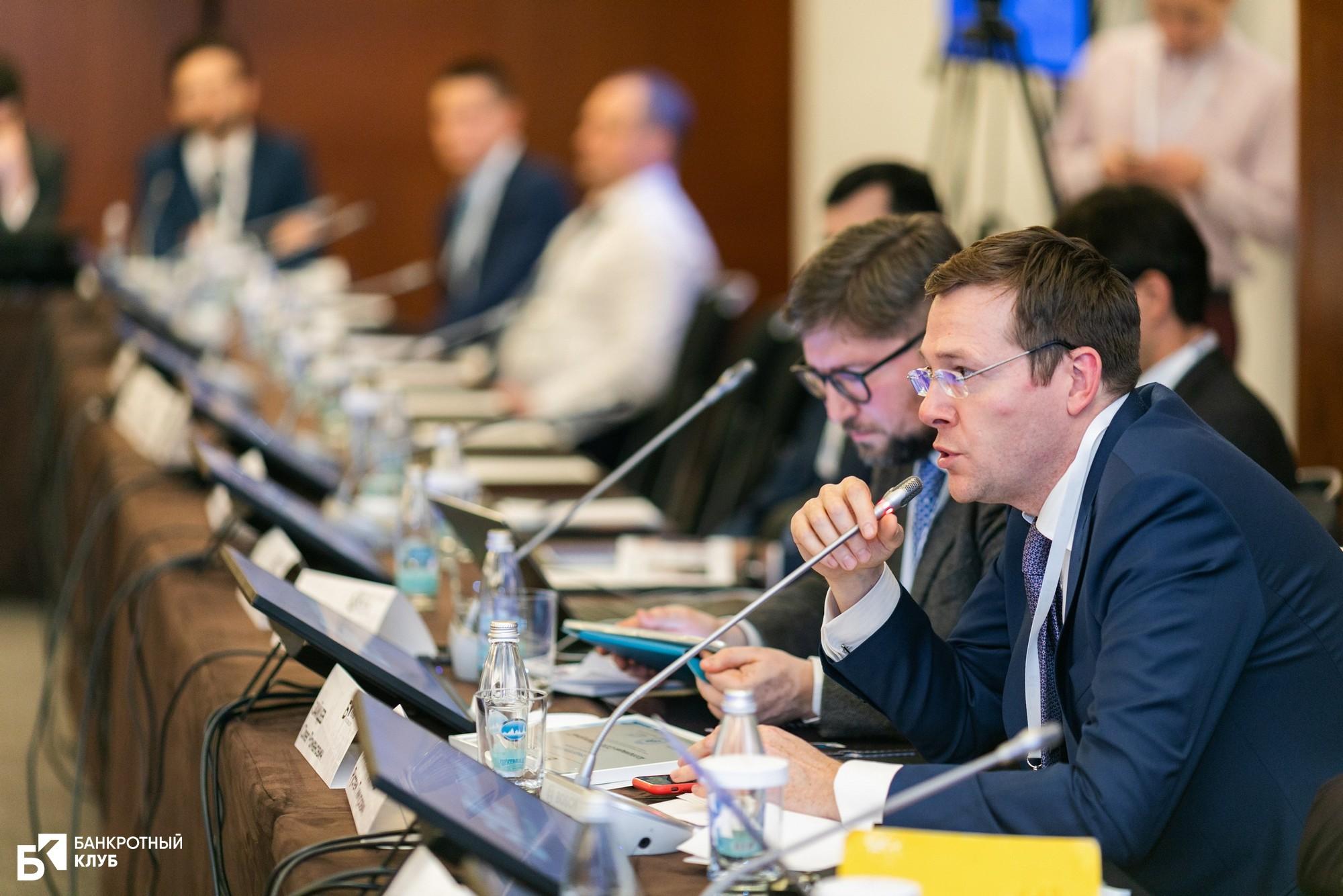 Состоялось заседание Банкротного клуба в Москве